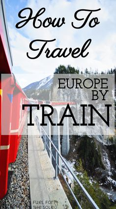 We take the guess work out of train travel and make it easy for you to travel Europe by train. Budget | Cheap | Save Money | Tips | Tricks | Hacks | For Students | With Kids | Bucket List | Destinations | Cities | Countries | The World | Gap Year | Eurail | Backpacking | Ideas | Inspiration | Adventure | Blog | Guide | Solo | Couple | Road Trip | Motivation | Photography | Places to visit in | Must see | Trip | Vacation | Holiday | Overnight | Packing | Simple | Essentials…