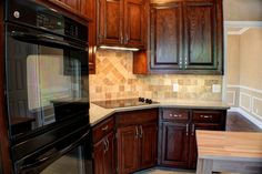 Waterwood Ct kitchen, Mansfield home for sale