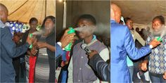 Limpopo Pastor Insists He Can Heal People With Insecticide
