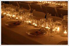 DIY Outdoor Wedding Lighting | ... Lighting « Wedding Style, Planning & Inspiration | the Wedding Paper