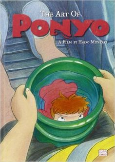 The Art Of Ponyo (PONYO ON THE CLIFF) Artbook | BookBuy.vn Ponyo, loosely based on Hans Christian Andersen's The Little Mermaid, is a hand-drawn feature-length film of breathtaking beauty and charm. The art of the film entails not only cels, but striking watercolor and pastel concept sketches and layout pages. Interviews with production principles about their daring choice to hand draw a film in the age of CGI, and the voice-over screenplay itself, complete the package.