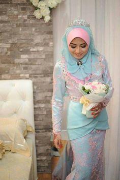 Tiffany Blue Pink Dress~