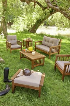 Plus de 1000 id es propos de ambiances jardin terrasse for Salon de jardin carrefour home