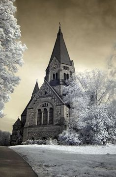 beautiful church