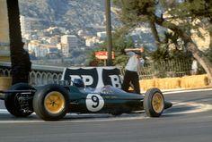 Jim Clark, Monaco Grand Prix
