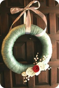 Pretty wreath x