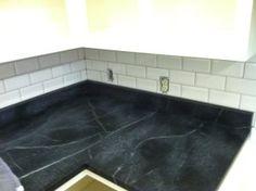 Pro #2070911 | West Michigan Granite, Inc. | Grandville, MI 49418 Grandville Mi, Backsplash, Granite, Countertops, Tile Floor, Michigan, Tiles, Flooring, Projects
