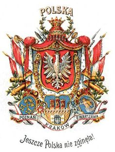 Imperial Eagle, Poland History, Motorcycle Clubs, Roman Empire, Coat Of Arms, Eagles, Cool Art, Medieval, Culture
