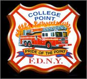 FDNY College Point Fire Department Ladder 130