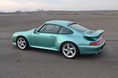1997 Porsche C2S Ocean Jade