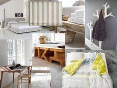 Hanneke Huisman interieurs' moodboard for bedroom.