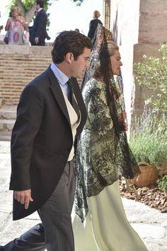 La boda de Isabel y Yago en Antequera © Couche Photo