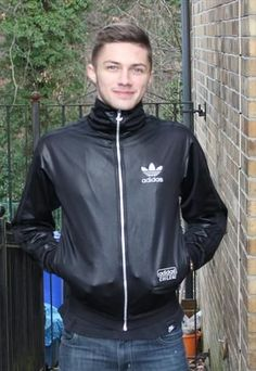 promo code 3815a 3ac2c Retro Adidas Chile 62 Black Jacket XS from Granny s Retro