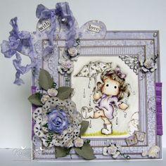 Magnolia Cards by Kim Piggott: Super, Duper, Sunday!...................