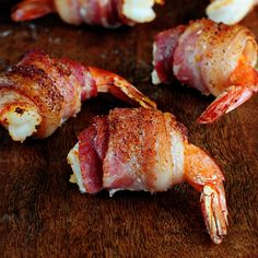 ZESTY BACON WRAPPED SHRIMP from Zatarains.Com: ~ A super easy appetizer that's packed with Creole flavor. Recipe and photo courtesy of Kristen Doyle of Dine & Dish. Makes 8 servings.