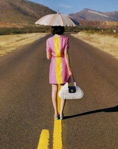 Sigue la ruta. Tim Walker