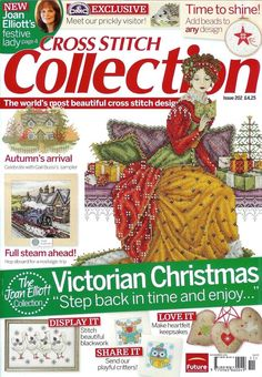 Cross Stitch Collection 202