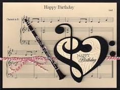 Image Result For Music Themed Birthday Sentiment Happy Dancing Wishes Her