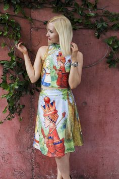 Alice's Adventures in Wonderland – Living Dead Clothing Living Dead Clothing, Adventures In Wonderland, Alice, Summer Dresses, Clothes, Collection, Fashion, Outfits, Moda