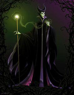 Maleficent - forse il mio prossimo costume di Halloween..