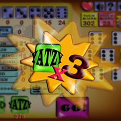 Wow! I got Yatzy score x3!!! How cool is that?! #yatzy #game #fun #cool #yahtzee #play #saga #love #poker #mobile #app #appreview