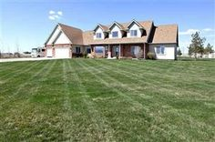 Fabulous 5003 s.f. family home on 10 Acres for sale in Nampa Idaho!