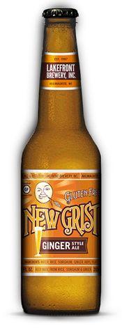 New Grist Ginger Bottle