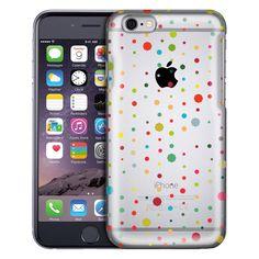 Apple iPhone 6 Octagon Polka Dots Case