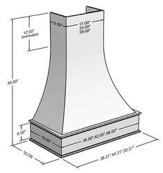 Elias Woodwork   Component Accessories: Wood Range Hoods & Ventilators