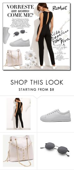 """ROMWE 5"" by woman-1979 ❤ liked on Polyvore featuring Vanity Fair"