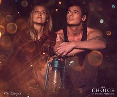The simplest things can bring the most happiness. Fall in love with #TheChoice - in theaters Feb. 5.
