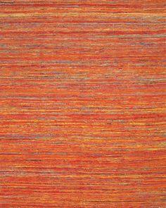 South Shore Decorating: Pozanti Transitional Hand Knotted Striped Rug - XYZF-TLMNRO-F4050-875 - 60% Viscose / 40% Acrylic Chenille - 8' x 11' - $1100