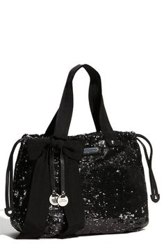 My new Juicy Couture bag (Northern Star sequin tote)