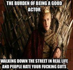My Goal as an actor