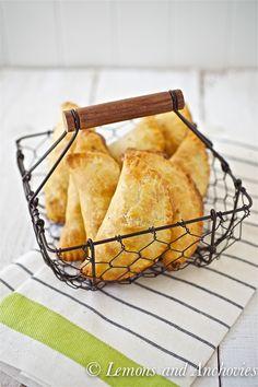 Chilean Empanadas @Jean | Lemons and Anchovies