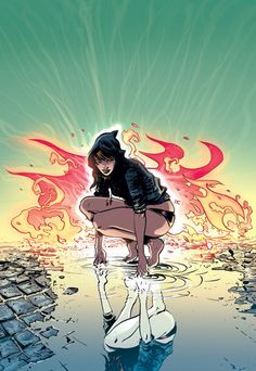 paul pope | Paul Pope covers Hexed hardcover | Robot 6 @ Comic Book Resources ...