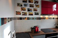 realizacje artkafle: styl , w kategorii Kuchnia zaprojektowany przez artkafle