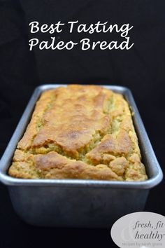 Fresh Fit N Healthy – Best Tasting Paleo Bread