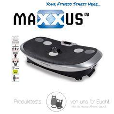 MAXXUS Vibrationsplatten Gewinnspiel