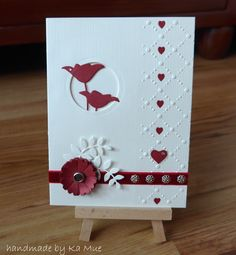 #memory box cards #prim poppy
