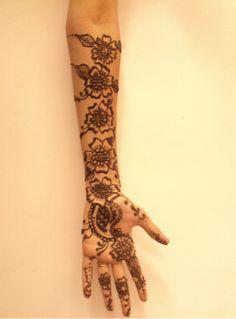 Stunning Mehndi Designs