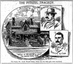 H.H. Holmes: The Monster and His Castle - Neatorama