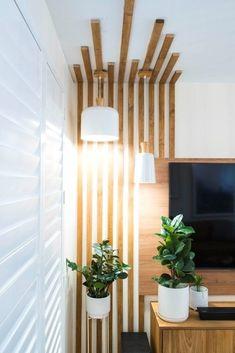 Home Room Design, Interior Design Living Room, Living Room Designs, Living Room Decor, Bedroom Decor, House Design, Kitchen Wall Design, Office Wall Design, Feature Wall Design