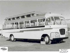 1960 Bus Bodies Ltd. Photo South Africa