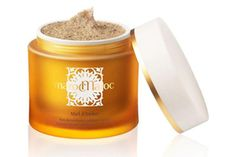 MarocMaroc Miel d'Ambre. MarocMaroc builds beauty products inspired by the hamam, like this detox scrub with black soap, orange peel, and honey extract.