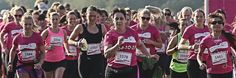 Race for Life - Women's marathon - London - September
