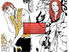 Tessa to Clary: COHF, Awesome scene where the characters in the Mortal Instruments and the Infernal Devices connect