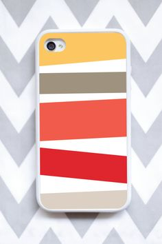 iphone 4 or iPhone 4s color stripes design in by taraphotographics, $25.00