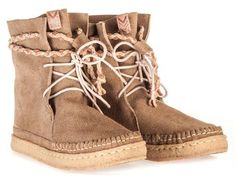 Argo Taupe Suede by Laid Back London