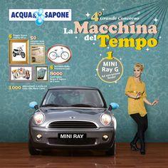 """GRANDE CONCORSO ACQUA 2010  """"LA MACCHINA DEL TEMPO"""""""